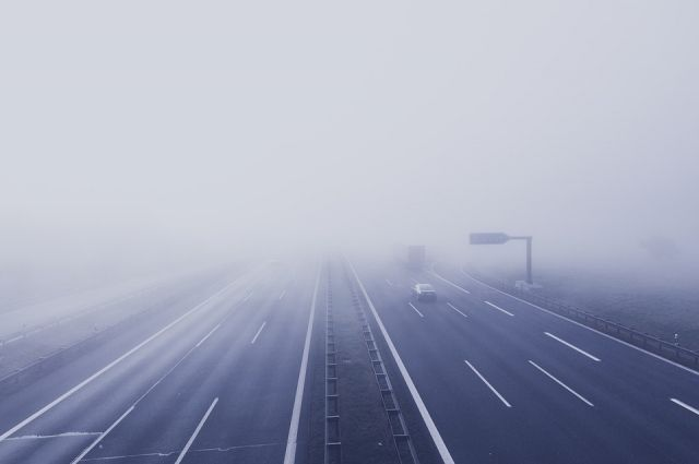 Туман помешал вылету самолета из Тюмени в Салехард