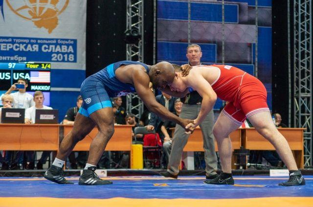 Кузбасские борцы завоевали 9 бронзовых медалей.