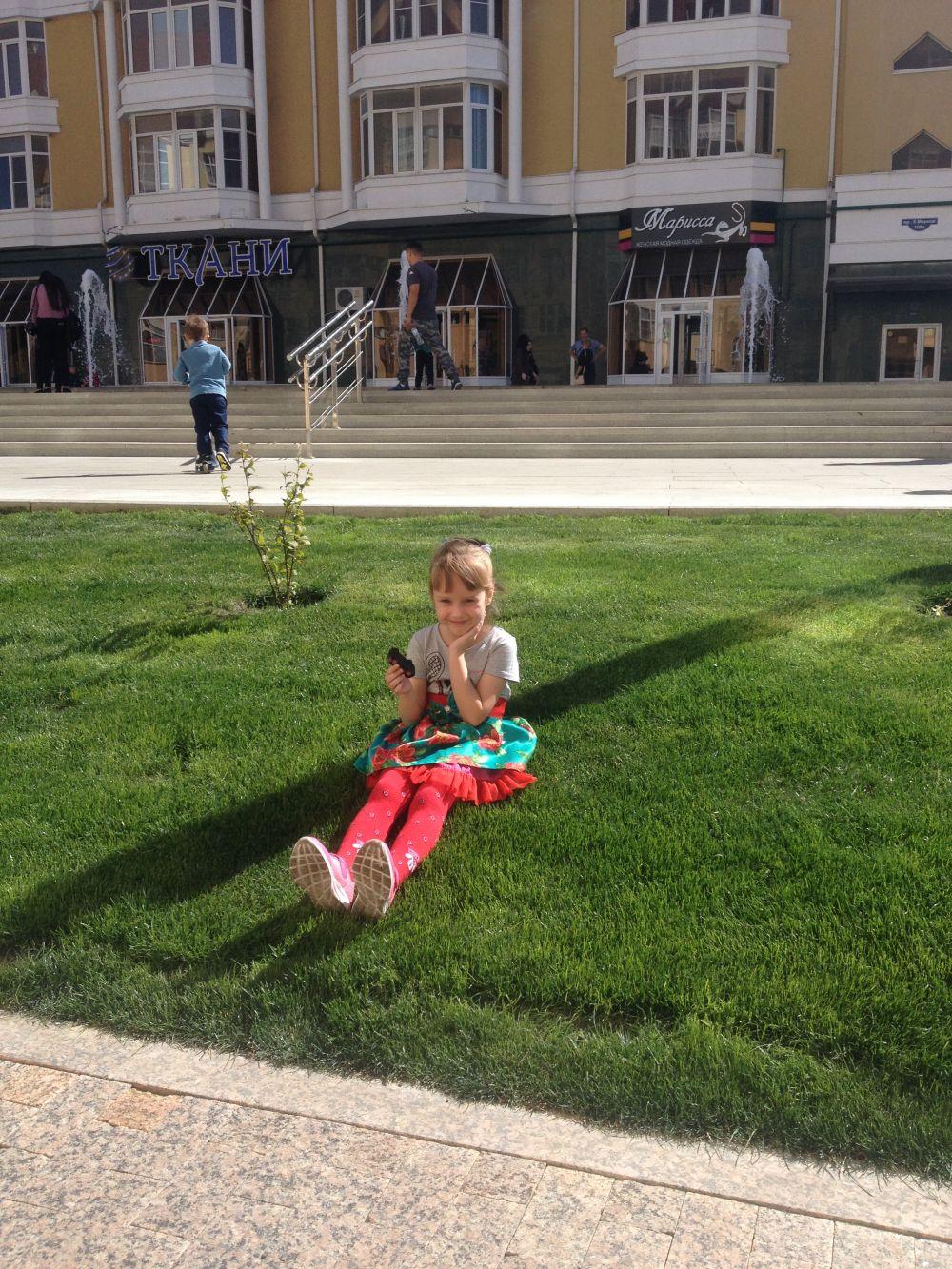 Крысанова Кира, 5 лет, Ставрополь