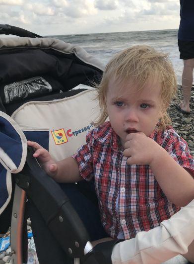 Самохин Артём, 1,5 года, Ставрополь