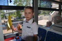 В Тюмени 450 школьников прошли практику на детской железной дороге