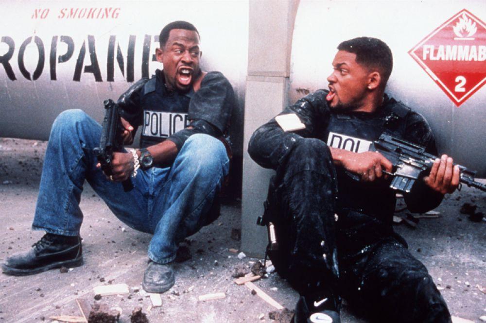 В 1995 году актер снялся в главной роли в боевике «Плохие парни». После выхода картины в прокат дуэт Уилла Смита и Мартина Лоуренса называли лучшей экранной парой полицейских.