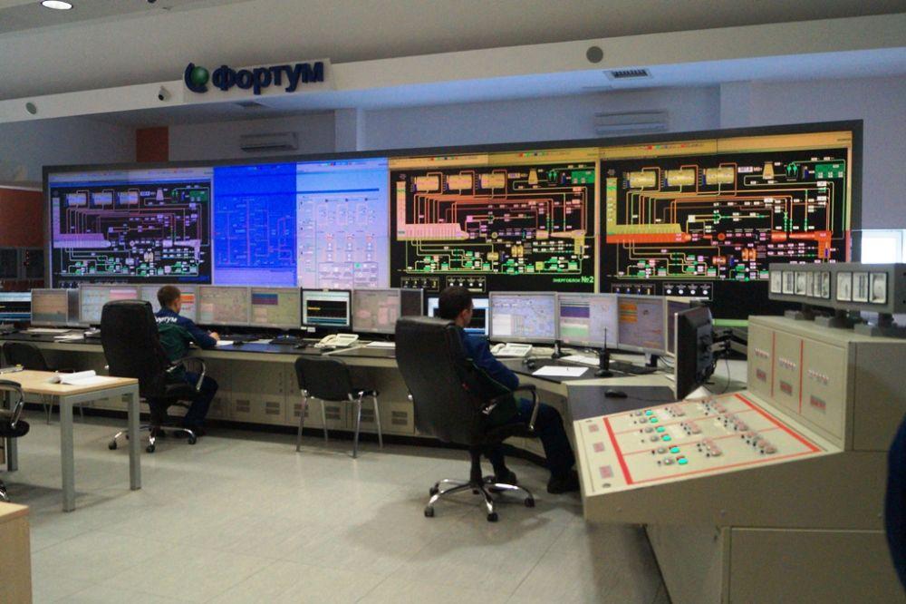 Станция входит в единую энергосистему России - свет в дома людей поступает по всей стране.