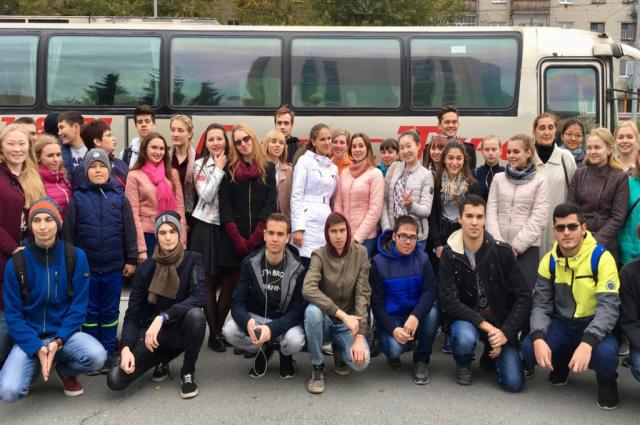 Ямальских студентов познакомили с Тюменью