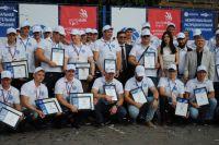 Победители и призеры корпоративного Чемпионата профессионального мастерства «Молодые профессионалы»