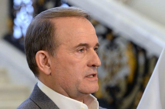 Медведчук считает бесполезным перенос площадки переговоров по Донбассу