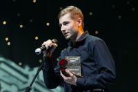 """Булат Ханов получил премию """"Звездный билет"""" на """"Аксенов-фесте""""."""