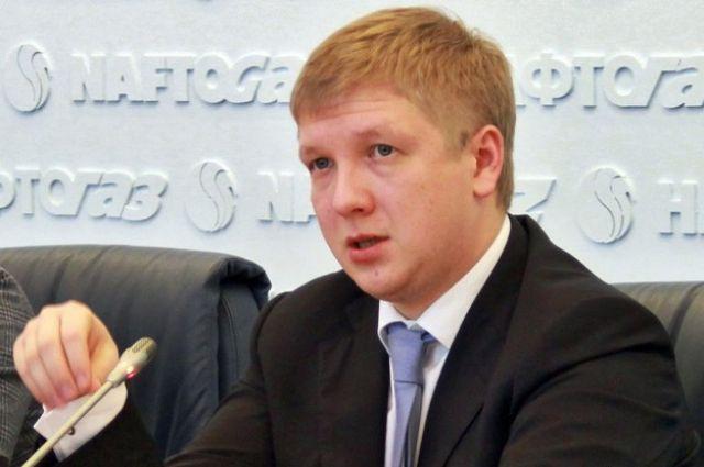 Суд Киева оштрафовал руководителя НАК «Нафтогаз Украины»