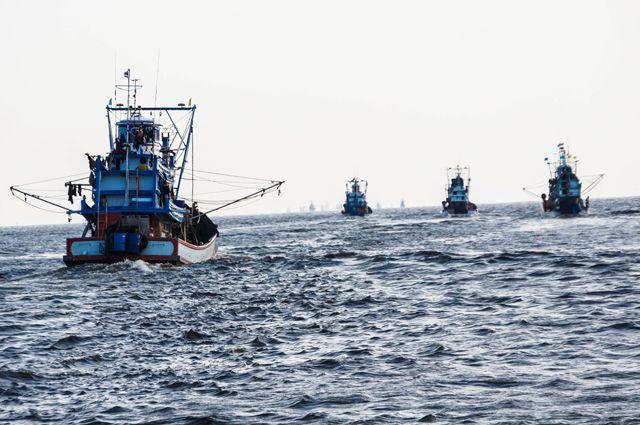 «В случае разрыва договора 12-мильная зона станет морской границей Украины. В пределах этих 20 км от берега Украина фактически запрёт свои торговые и рыболовецкие суда».