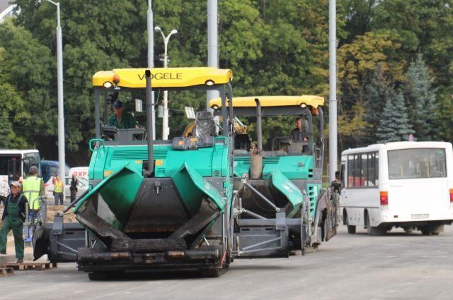 Названа причина отставания от графика дорожного ремонта на ряде объектов.