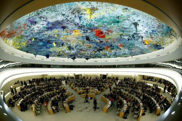 Делегация Украины угрожала представителю Крыма в ООН Цитировать в комментарии Сообщить об опечатке