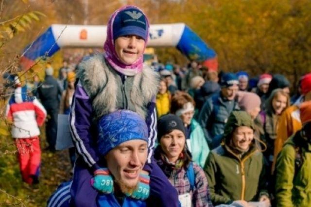 Красноярцев зовут на Всемирный день ходьбы