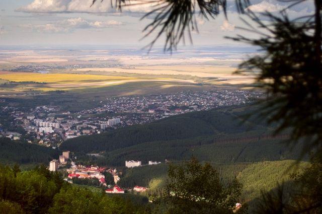 Белокуриха - одно из самых излюбленных туристами мест на Алтае.