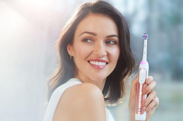 Электрические зубные щетки с возвратно-вращательной технологией эффективны для повышения качества гигиены полости рта.
