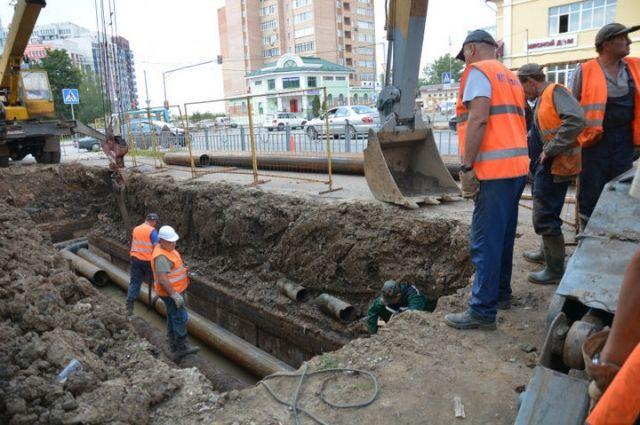 Капитальный ремонт и модернизация тепловых сетей позволит улушить качество работы.