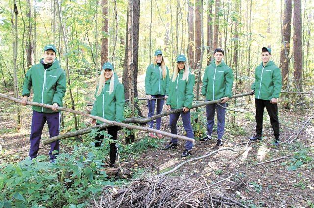 Природоохранный слёт «Очистим Черняевский лес» прошёл в этом году уже в тринадцатый раз.