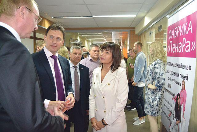 Руководители области и города внимательно выслушали мнения и предложения предпринимателей.