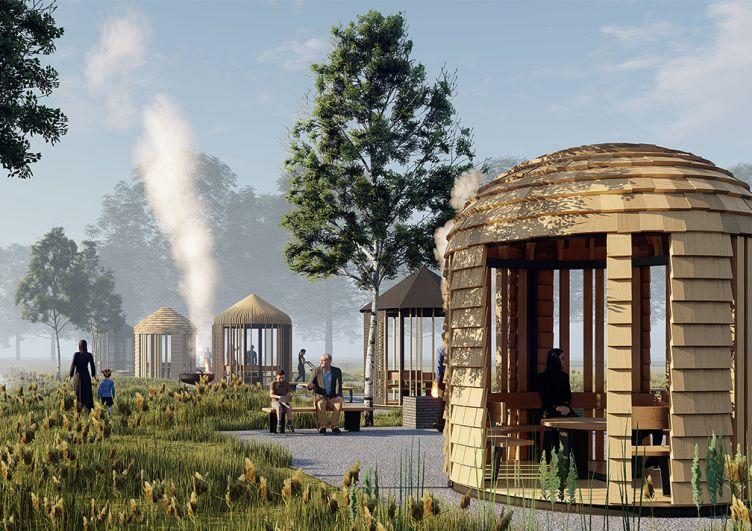 Билярск - древняя столица Татарстана - благоустроит главную достопримечательность -