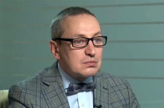Сергей Хестанов.