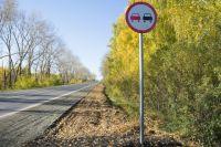 В 2018 году отремонтировали 21 км трассы.