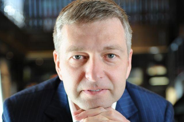 Дмитрий Рыболовлев считает проект важным, успешным и перспективным.