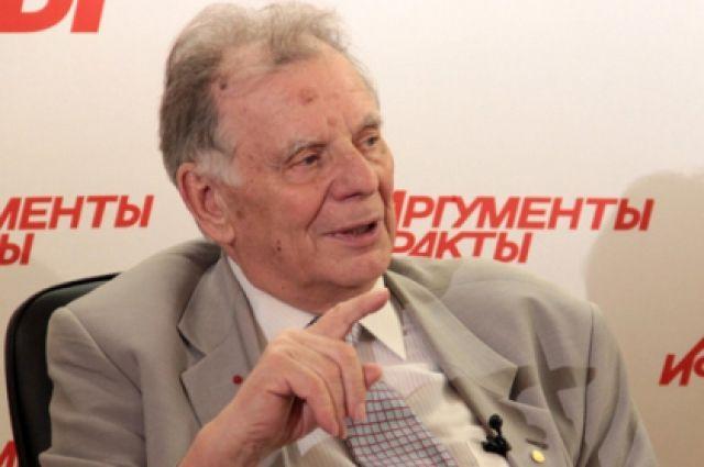 Жорес Алферов: « За последние десятилетия она понесла тяжёлые потери».