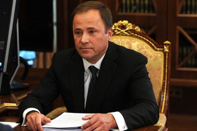 Новый полпред президента в ПФО в четверг работает в Оренбурге.
