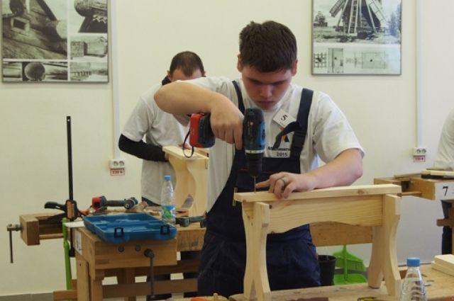Одиннадцать школьников Салехарда принимают участие в чемпионате «Абилимпикс
