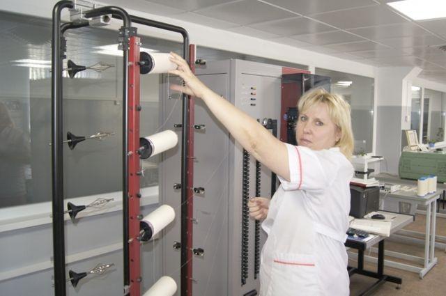 Для контроля за качеством используется современное оборудование.