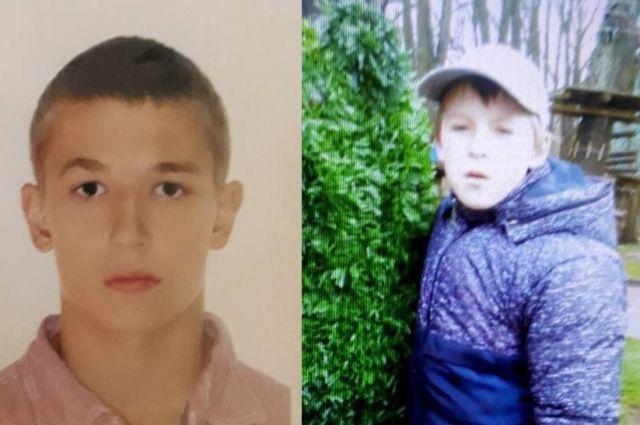 В Калининграде ищут двух подростков, живущих в СНТ «Колосок».