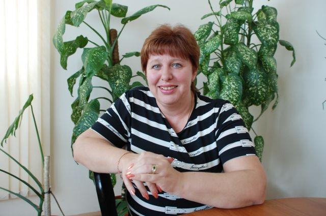 Ирина Касьянова.