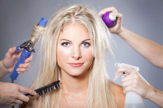 Лысеющие. 12 верных способов остаться без волос