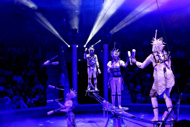 Во Владивостоке пройдёт цирковой мюзикл
