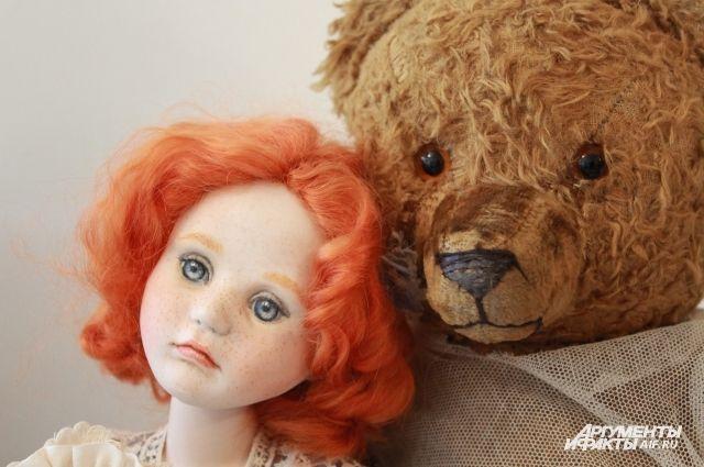 Основой выставки послужит демонстрация авторских игрушек