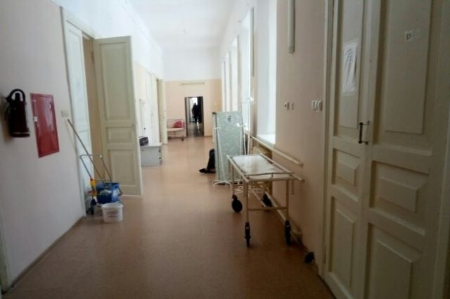 Мужчина ушёл из больницы 24 сентября.