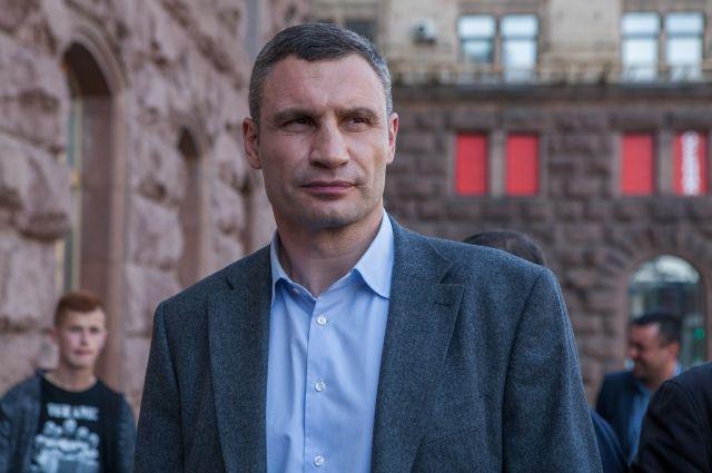 Кличко заявил, что летом 2019 киевляне получат обновленный Крещатик