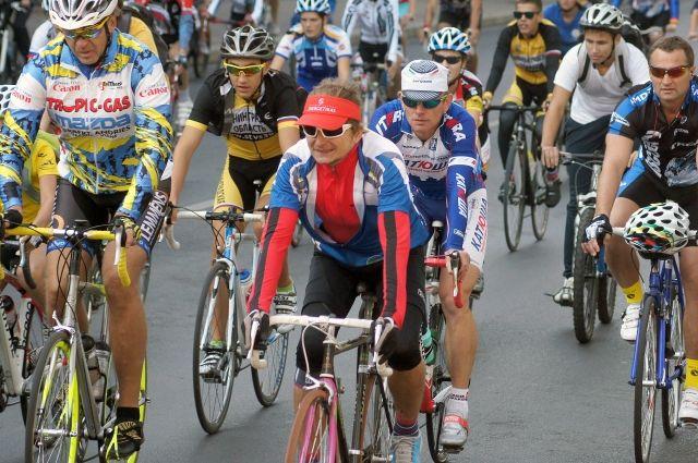 Закрываться дороги будут только на время движения колонны велосипедистов.