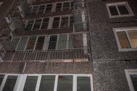 В квартире на момент происшествия никого не было. Парень арендовал жилье один.