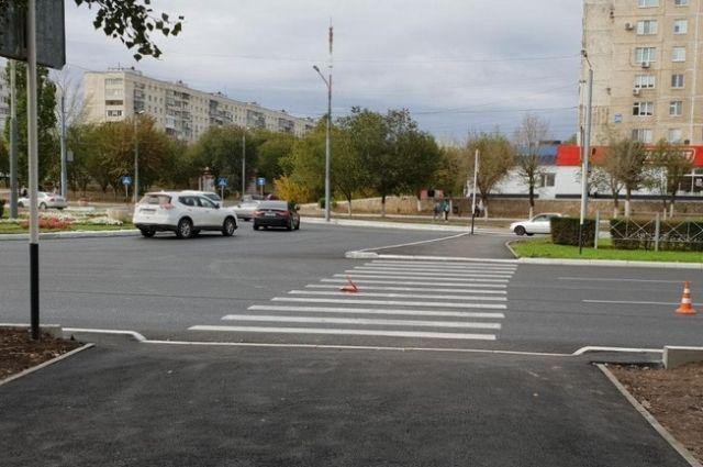 В Оренбурге водитель «Лады Калины» сбил 9-летнего пешехода на «зебре»