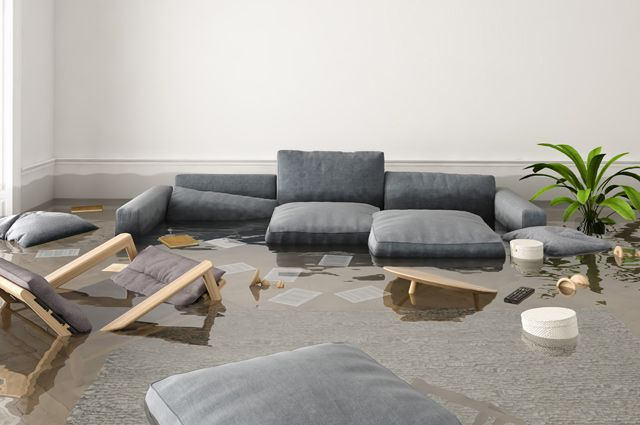 затопило квартиру что делать