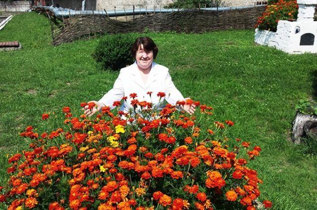 Калининградка Ирина Приходько стала лучшей медсестрой отделения милосердия в России.