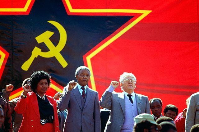 Ленина мазали кровью козла. Как коммунисты из Африки представляли себе СССР - Real estate
