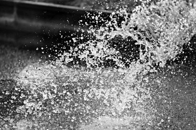 В Ноябрьске утепляют фонтаны к зиме