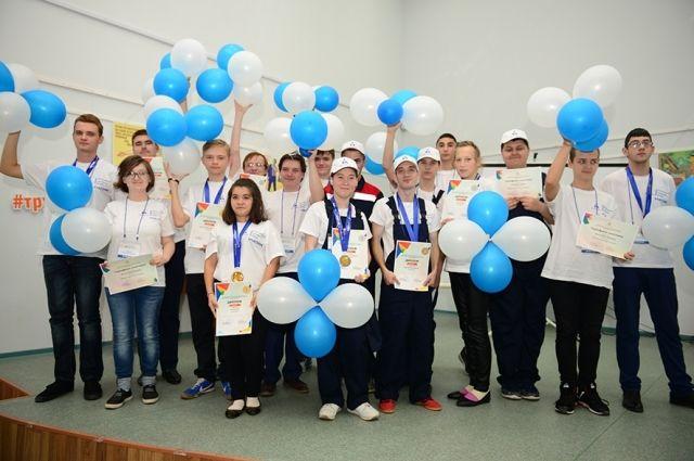В Ноябрьске наградили победителей регионального чемпионата «Абилимпикс»