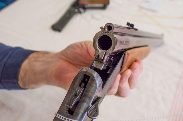 Выстрел произошёл случайно - из-за небрежности охотника.