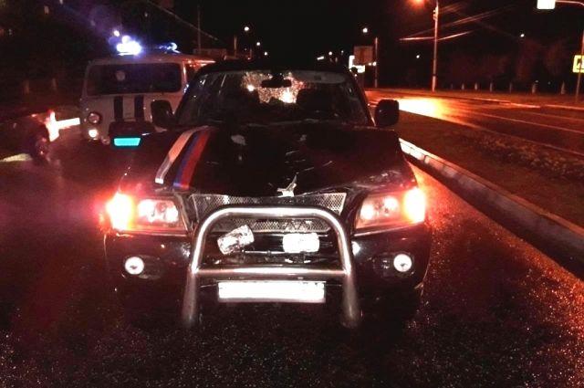 Свидетели рассказали, что машина ехала с превышением скорости.