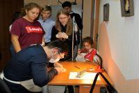 В Ноябрьске открыли косторезную художественную мастерскую