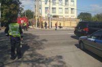 В Донецке прогремел взрыв во время политического съезда: есть раненые