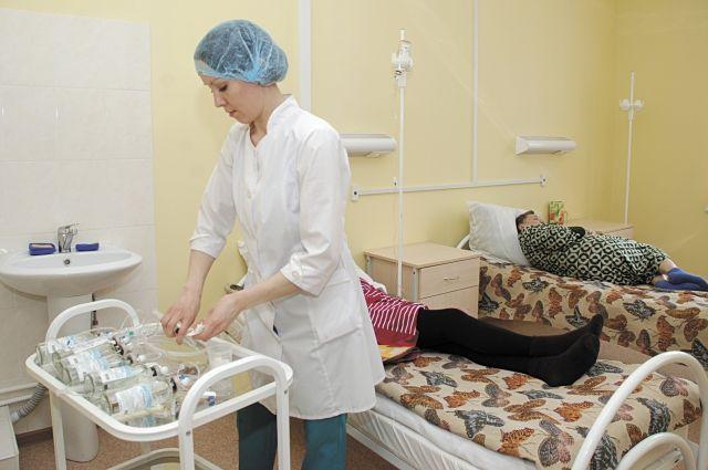 В Чердыни строится новый лечебный корпус районной больницы на 50 койко-мест.