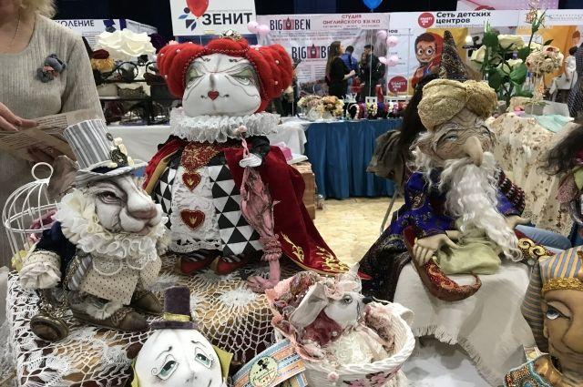 В Ноябрьске проходит шестая ярмарка «Открытое бизнес пространство»